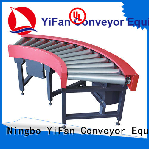 YiFan new design conveyor roller suppliers from China for workshop