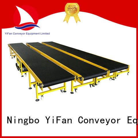 2019 new designed belt conveyor food purchase online for daily chemical industry