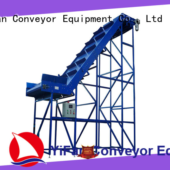 YiFan professional roller belt conveyor manufacturers purchase online for medicine industry