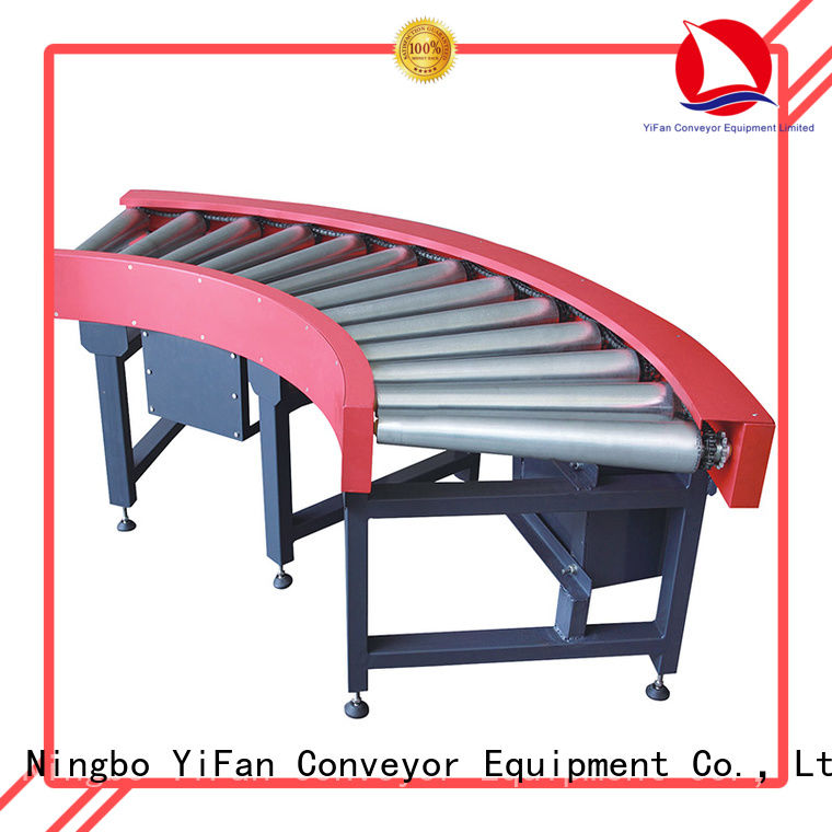 YiFan motorized conveyor roller suppliers for warehouse