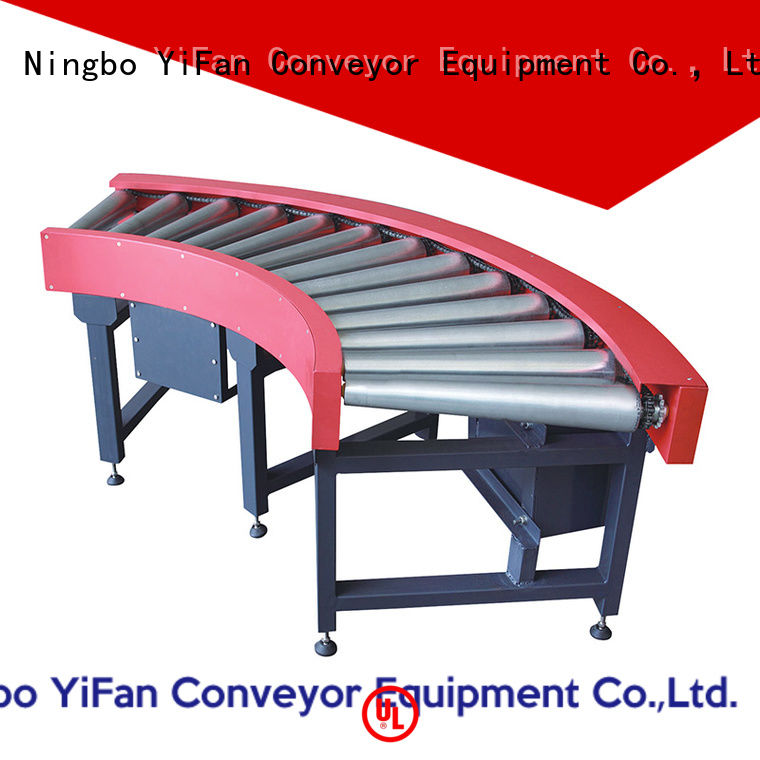 high-quality roller conveyor manufacturer curve chinese manufacturer for industry
