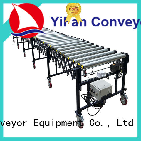 hot sale automated flexible conveyor coated request for quote for factory