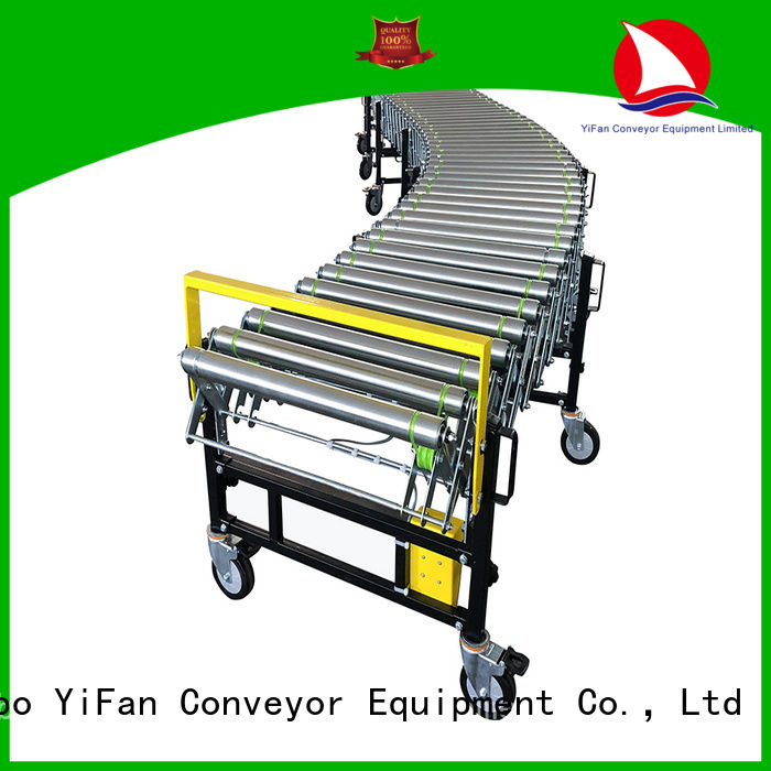 YiFan hot sale flexible conveyor system from China for warehouse