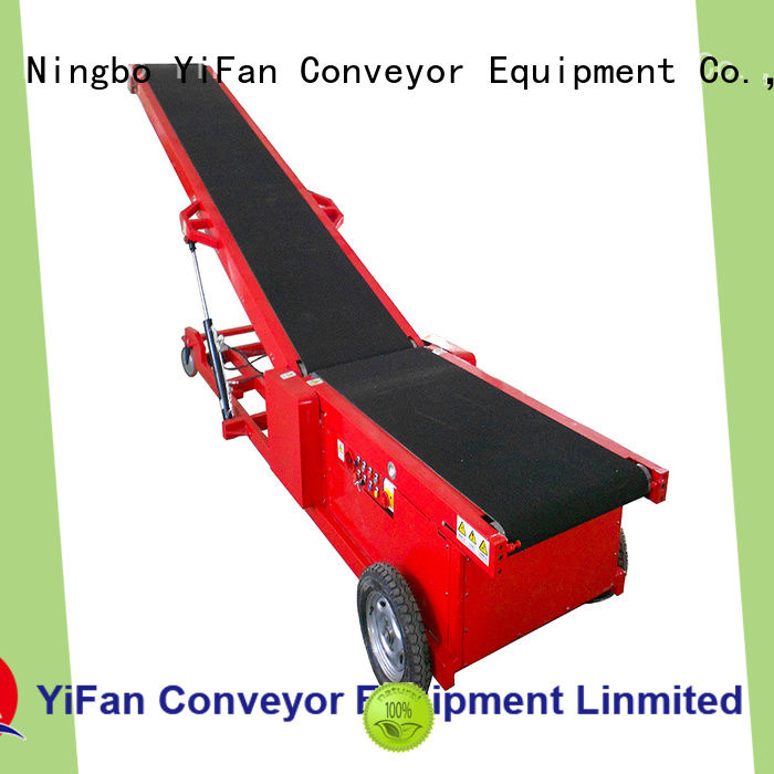 YiFan mini automated conveyor systems online for warehouse