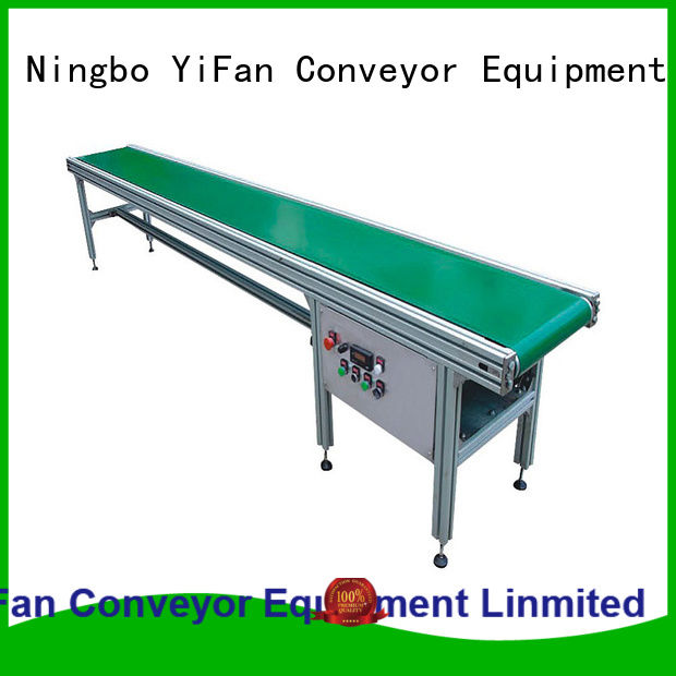 YiFan modular rubber conveyor belt suppliers for light industry