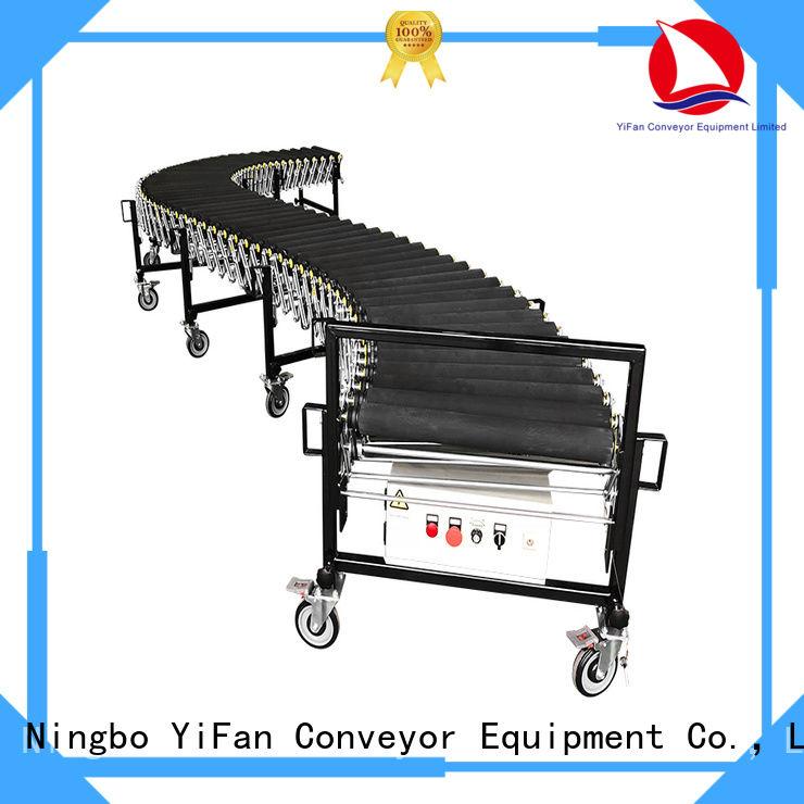 flexible expandable conveyors flexible trader for harbor