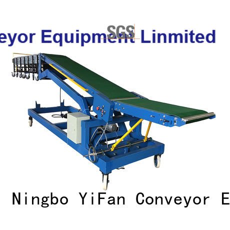 2019 new automated conveyor systems portable online for airport