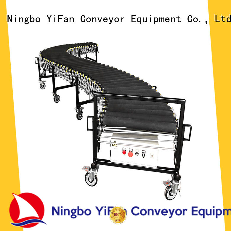 YiFan durable flexible belt conveyor inquire now for harbor