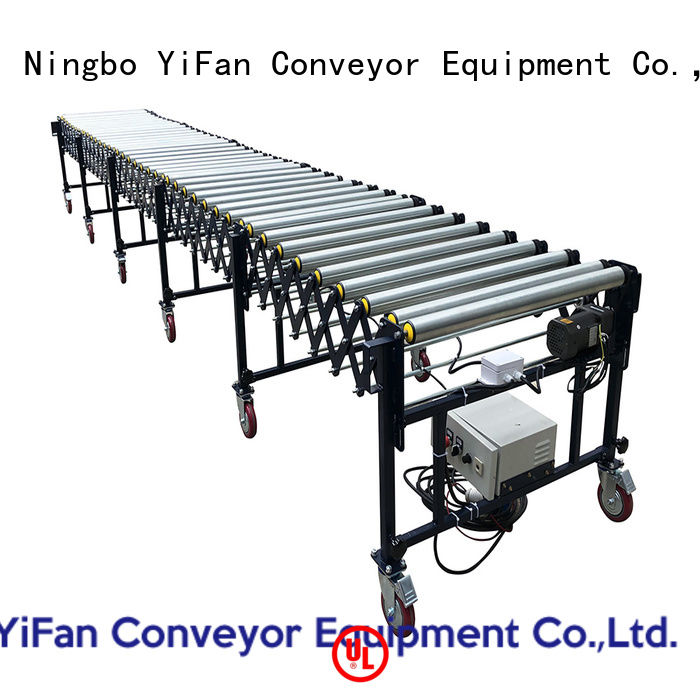 YiFan most popular automated flexible conveyor inquire now for harbor