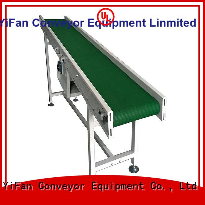 YiFan belt conveyor belt manufacturers purchase online for light industry
