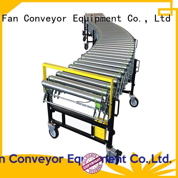 automated flexible conveyor conveyorv manufacturer for workshop