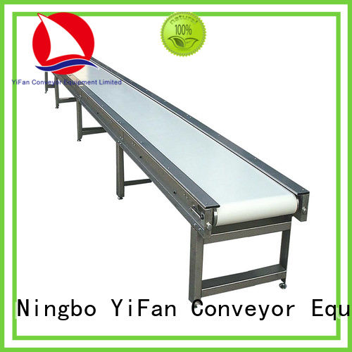 YiFan most popular rubber conveyor belt manufacturers for packaging machine