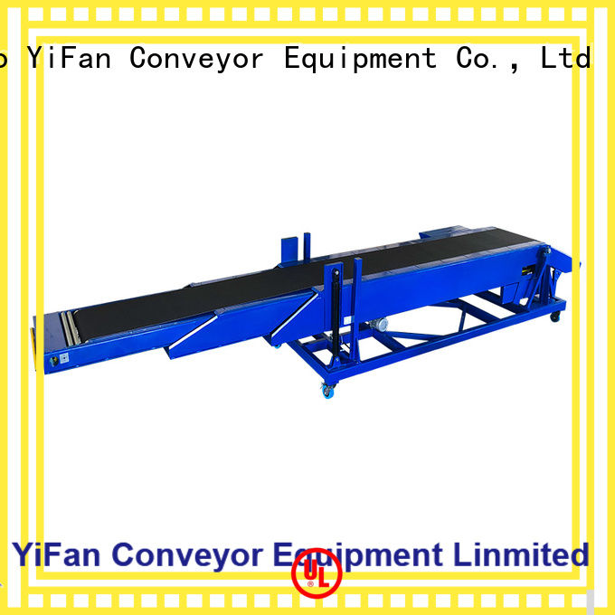 unloading container loading platform competitive price for workshop YiFan