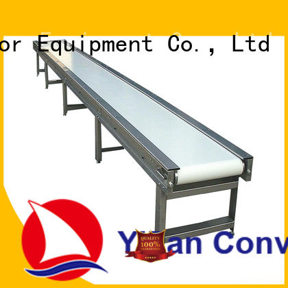 YiFan china manufacturing rubber conveyor belt suppliers with good reputation for medicine industry