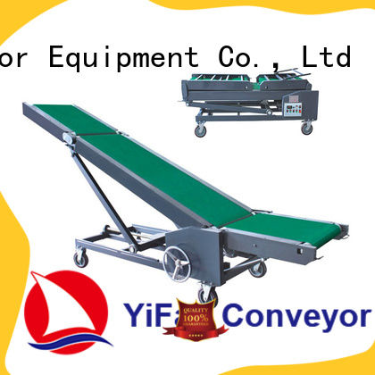 YiFan truck conveyor truck chinese manufacturer for warehouse