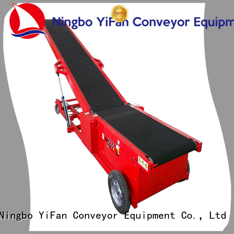 hot recommended loading unloading conveyor system economic chinese manufacturer for airport