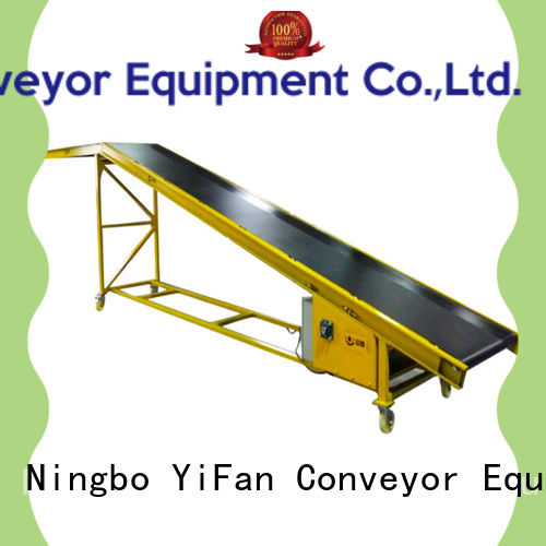 YiFan 2019 new conveyor system company for warehouse