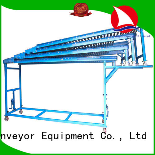 YiFan wholesale cheap folding conveyor international market for workshop