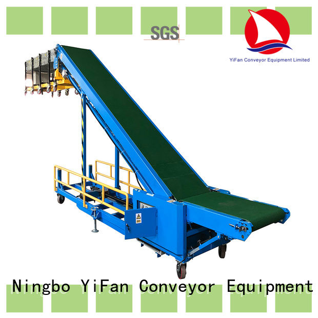 YiFan buy portable conveyor system manufacturer for dock