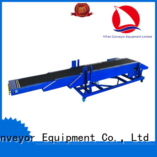 YiFan shop container loading equipment widely use for dock