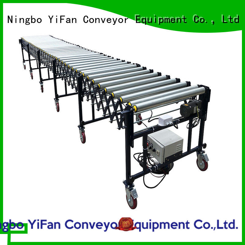 hot sale flexible conveyor roller factory for dock
