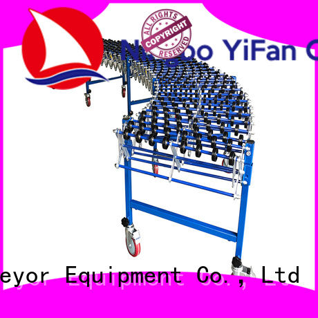 YiFan plastic warehouse conveyors top brand for harbor