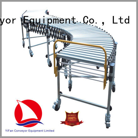 5 star services flexible roller conveyor gravity for-sale for industry
