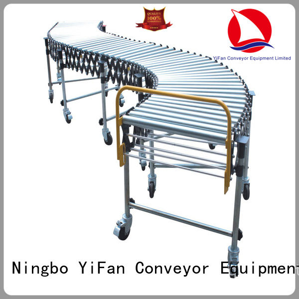 YiFan long-lasting durability warehouse conveyor directly sale for industry