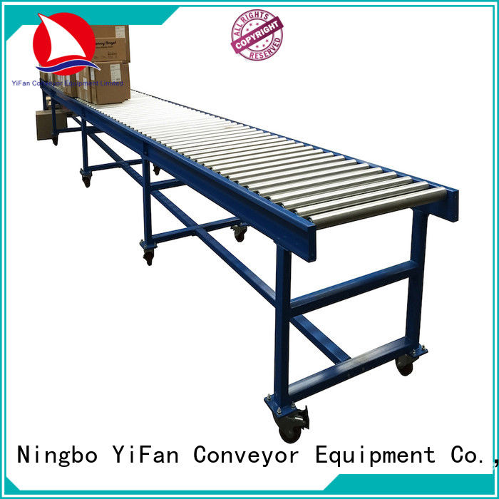 trustworthy conveyor manufacturing companies conveyor for material handling sorting