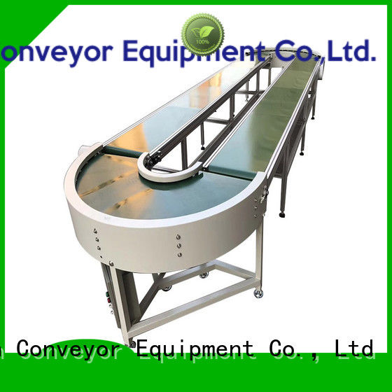YiFan degree belt conveyor manufacturer with bottom price for medicine industry