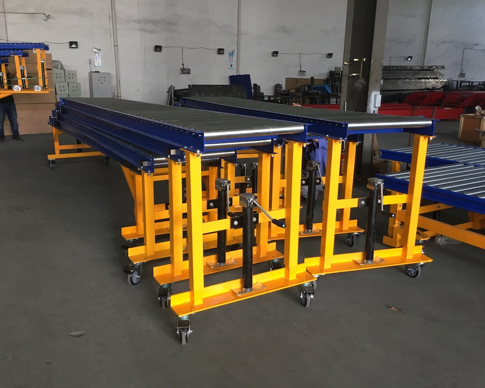 reliable quality roller conveyor system roller request for quote for warehouse-2