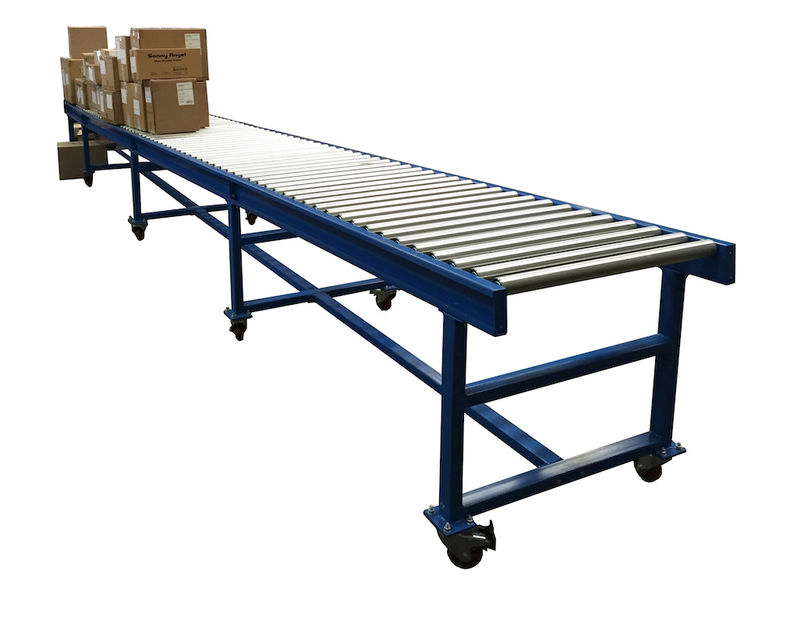YiFan gravity conveyor belt rollers suppliers source now