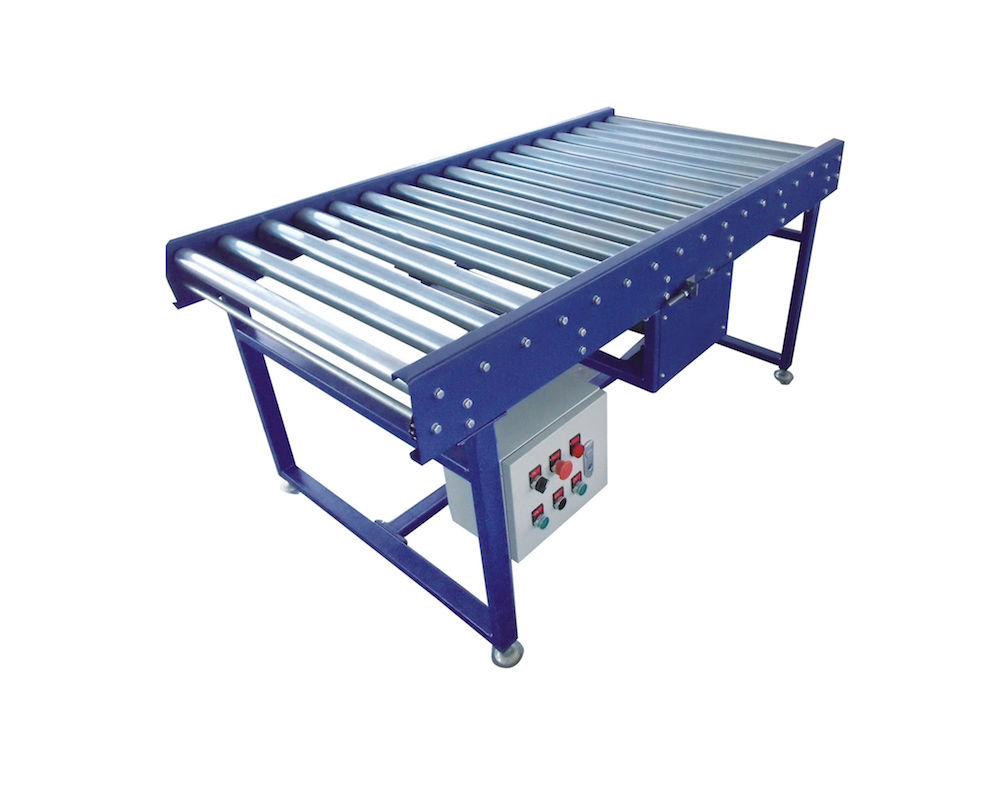 Warehouse Motorized Roller Conveyor