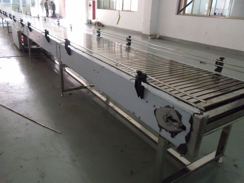 YiFan stainless conveyor chain manufacturers inquire now for cosmetics industry-1
