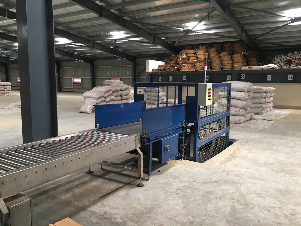 YiFan curve conveyor system company for warehouse-1