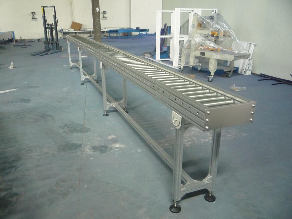 YiFan gravity gravity roller conveyor manufacturers for carton transfer-1