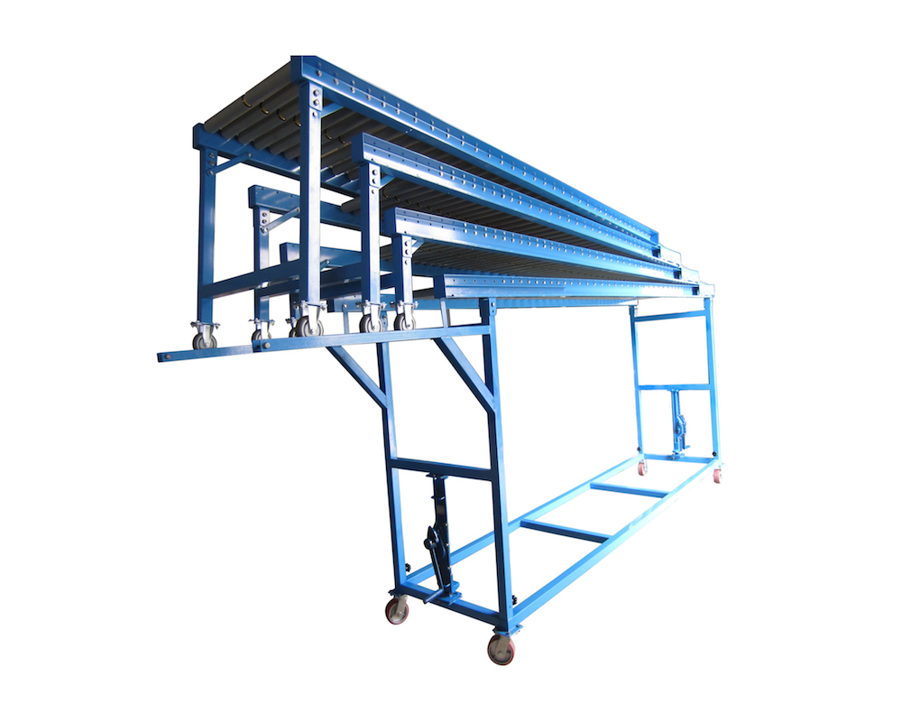 YiFan vehicles conveyor line supply for food factory-1