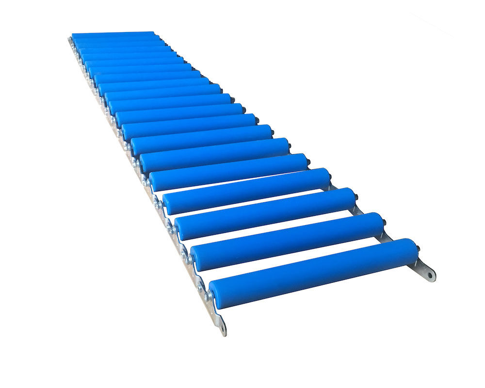 Foldable Gravity Floor Roller Conveyor