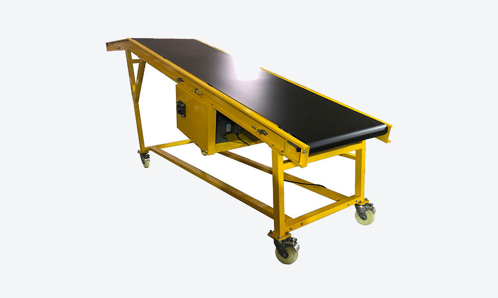 Economic Truck Loading Conveyor