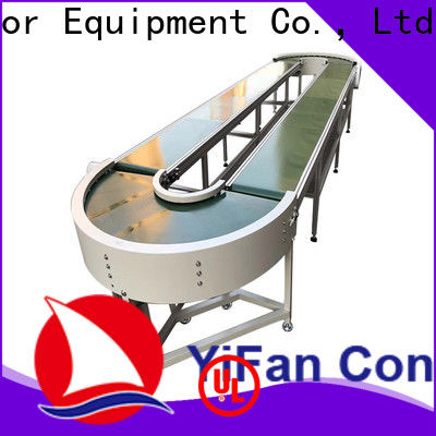 YiFan most popular conveyor system for logistics filed