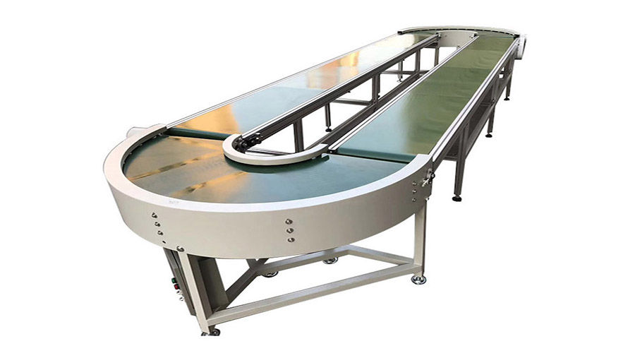Circular Belt Conveyor Assembly Line