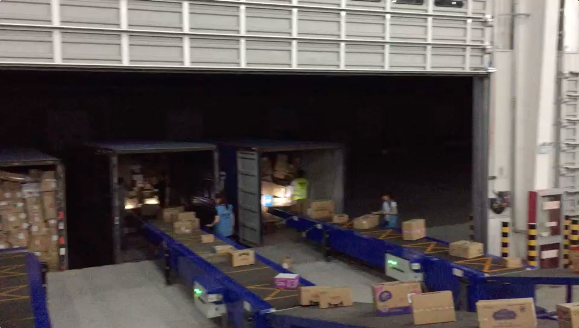 Express Company Distribution Center
