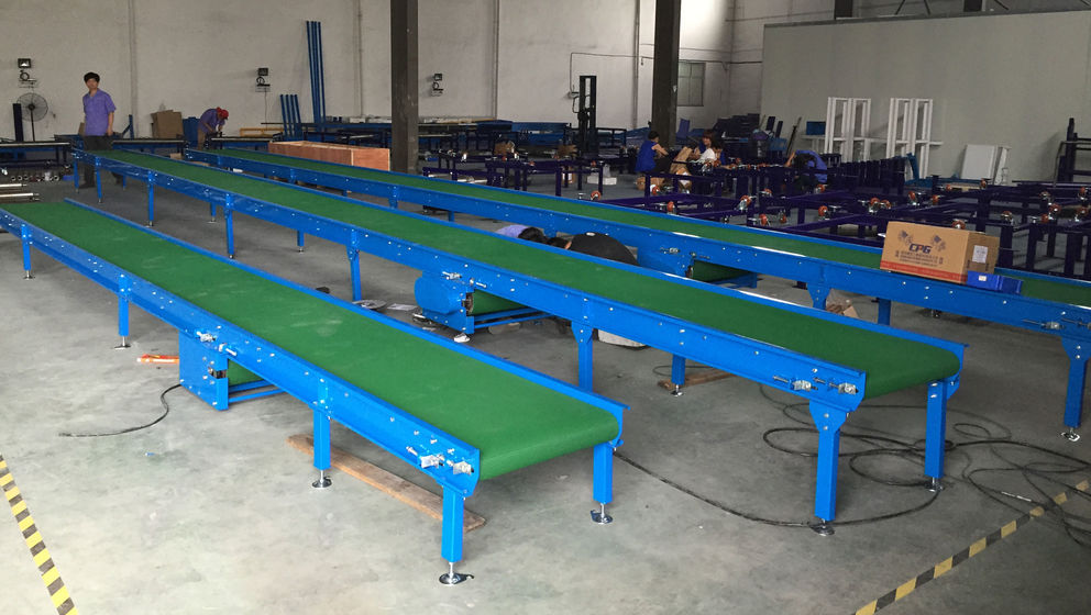 Economic PVC Belt Conveyor
