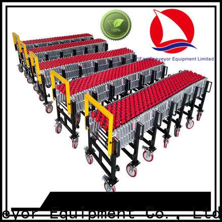 YiFan conveyor roller wheel conveyor top brand for storehouse