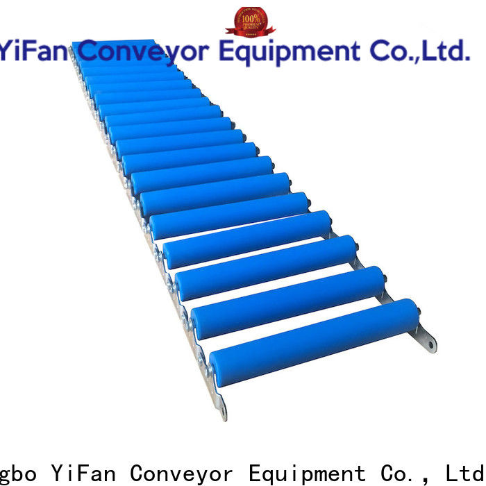 YiFan buy gravity roller conveyor supplier with good price for warehouse logistics