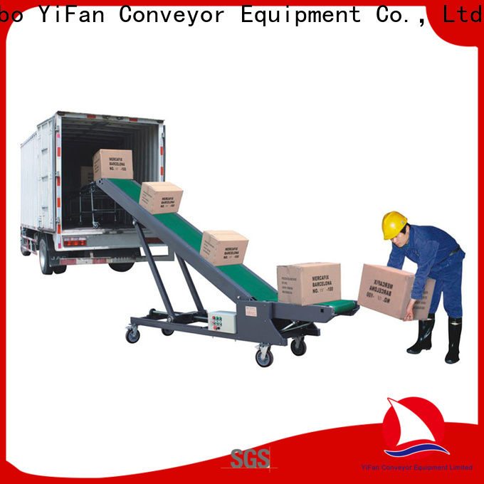YiFan hot recommended truck loading conveyor online for factory