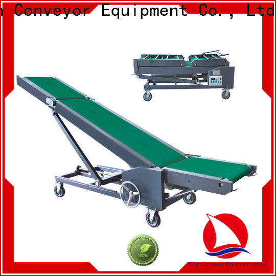 YiFan 20ft conveyor system chinese manufacturer for airport