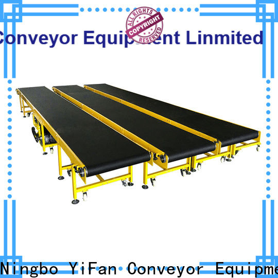 YiFan inclined conveyor systems with good reputation for packaging machine
