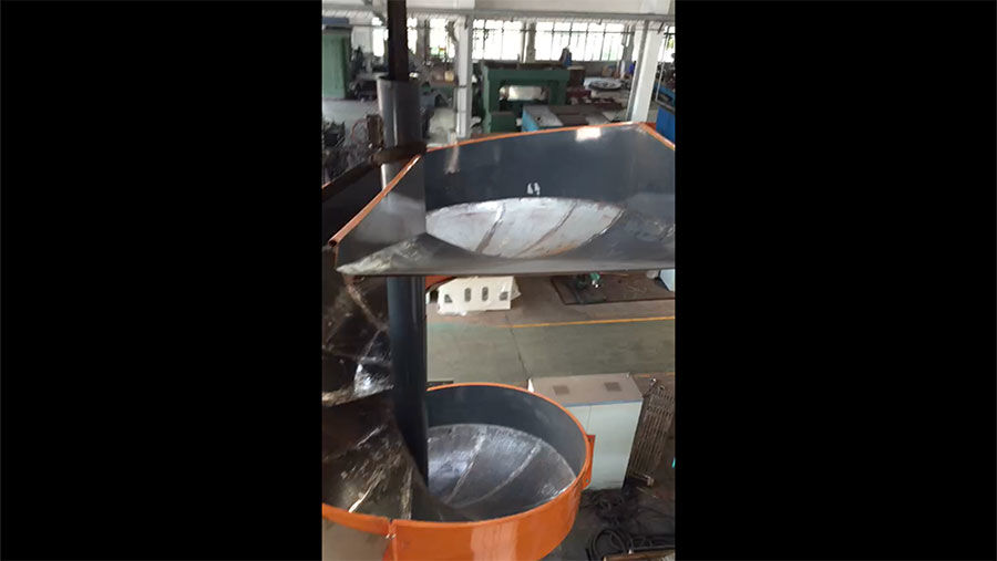 Gravity Chute Conveyor