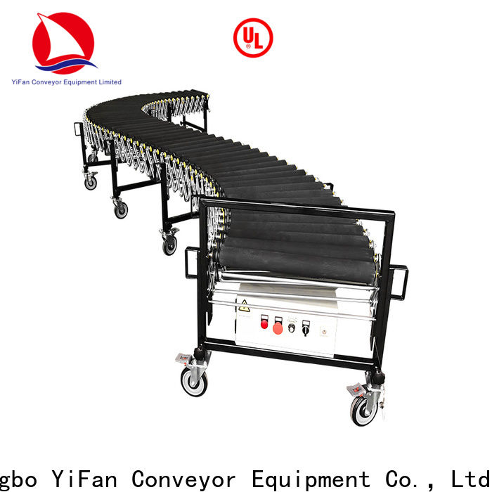 most popular flexible expandable conveyors coated manufacturer for harbor